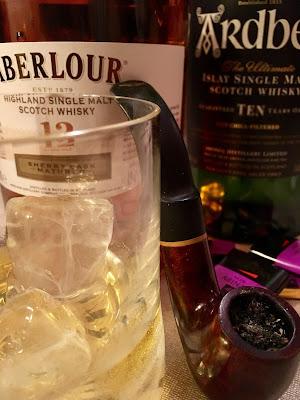 Gin-Tonic - el gastrónomo - Brockmans - el troblogdita - ÁlvaroGP - Brokmans Gin - Whisky - Aberlour - Aberlour 12 - Ardbeg - Güisqui