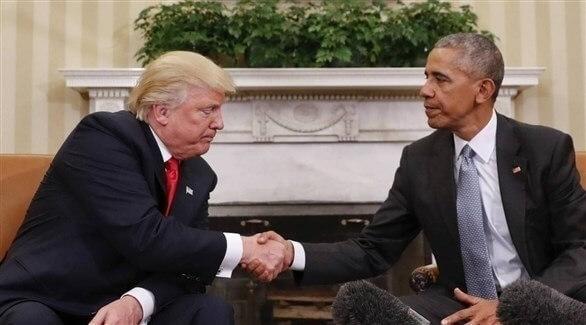 Trump accuses Obama of high treason
