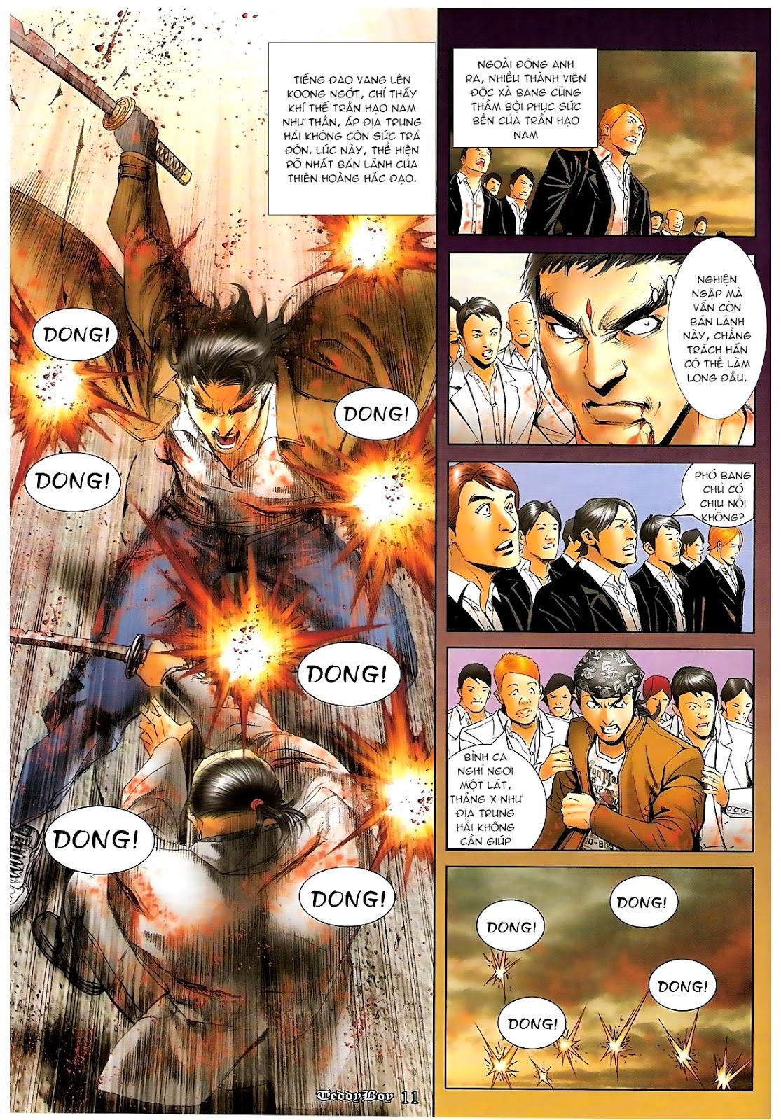 Người Trong Giang Hồ - Chapter 1236: Tối hậu nhất kích - Pic 8