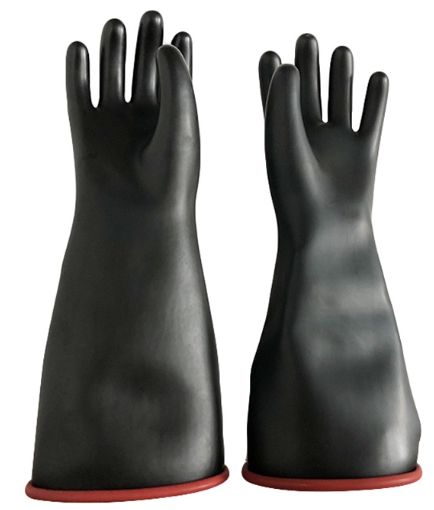 wholesale sales watch good out x Muneri International Rubber Insulated safety gloves for ...