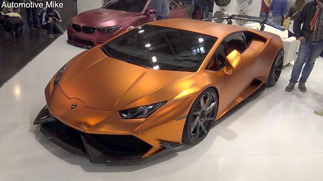 Lamborghini Huracan Zacoe On Z-Performance Wheels | Fi Exhaust