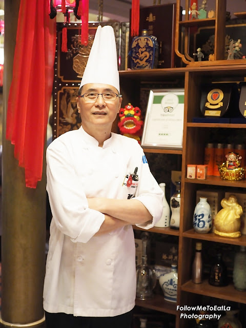 Shanghainese Master Chef Wong Wing Yeuk