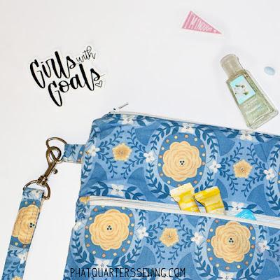 girls cosmetic personal bag