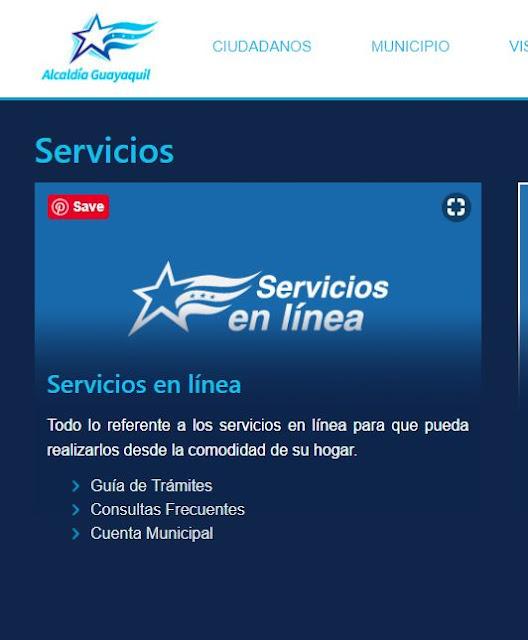 Pasos para renovación de Patente Anual [Municipal Municipio de Guayaquil]