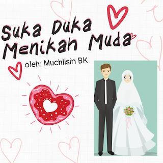 Suka Duka Menikah Muda