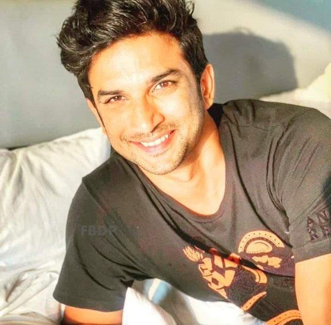 Sushant Singh Indian Actor DP