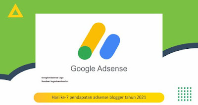 pendapatan adsense blogger tahun 2021