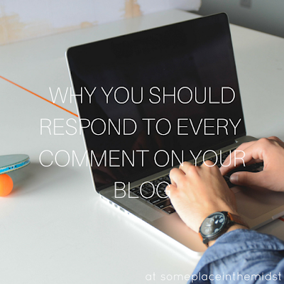 Why You Should Respond to Every Comment on Your Blog