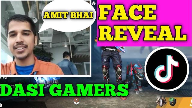 Desi Gamers face reveal