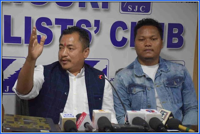 Rohit Thapa left Gorkha Janmukti Morcha Bimal Faction