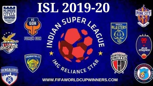 ISL-Indian Super League 2019-20