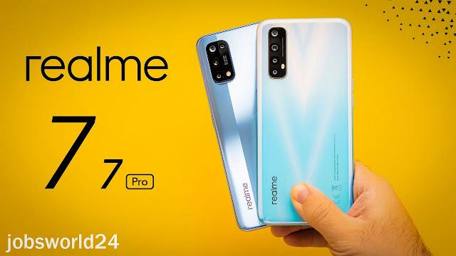 مواصفات Realme 7 Pro