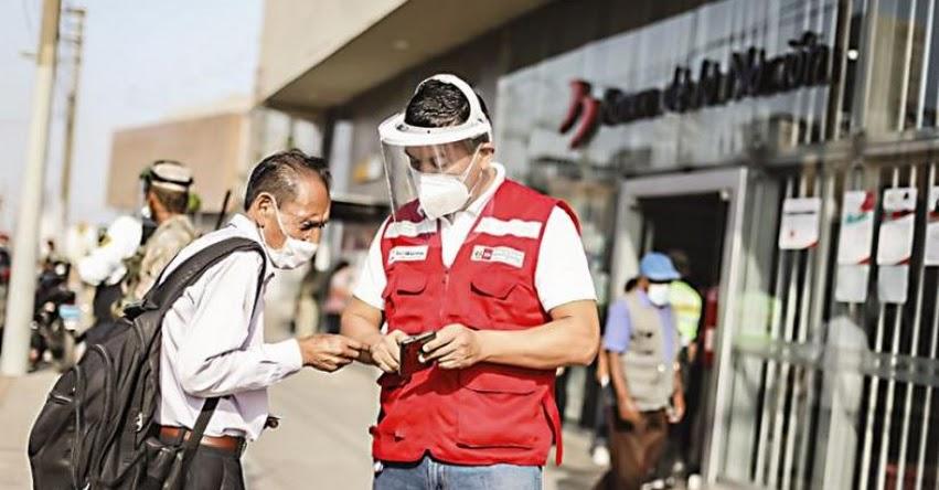 BONO S/ 350: Más de 13 millones de peruanos recibirán apoyo económico individual «Yanapay Perú»