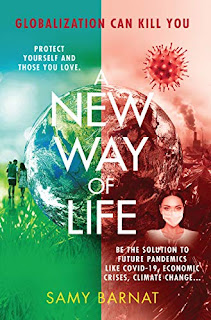 A NEW WAY OF LIFE -  Non-fiction book promotion sites Samy Barnat