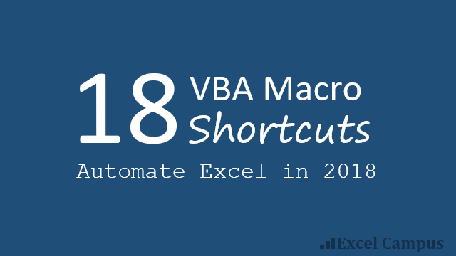18-VBA-Macro-Shortcuts-to-Automate-Excel-in-2018