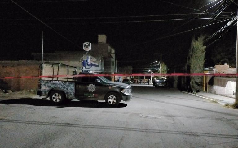 Sicarios matan a bebé durante un ataque armado en Fresnillo, Zacatecas