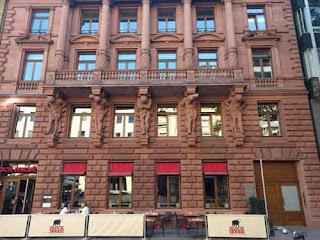 Block House Restaurant Frankfurt.