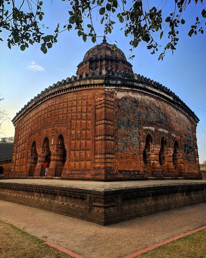 Madan Mohan Temple, Bishnupur.