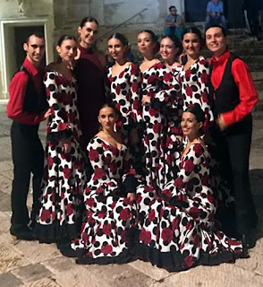 Baile Palmira Aranjuez
