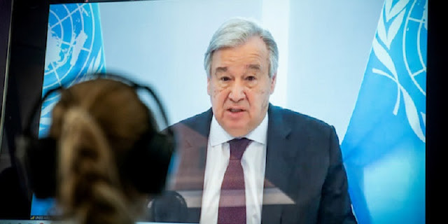 Sekjen PBB: Kita Harus Menghindari Perang Dingin Baru yang Mungkin Lebih Berbahaya dari Sebelumnya