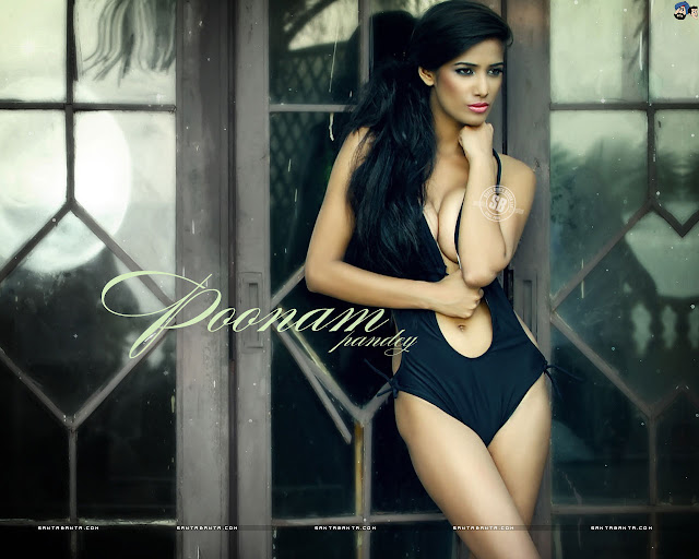 Hot and sexy wallpapers Poonam Pandey