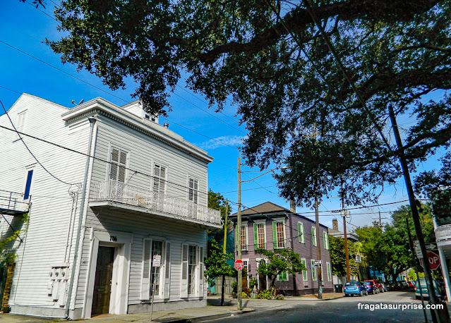 French Quarter, Nova Orleans
