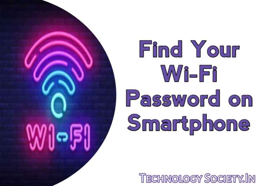 Find a Wi-Fi Password on an  Android Smartphone