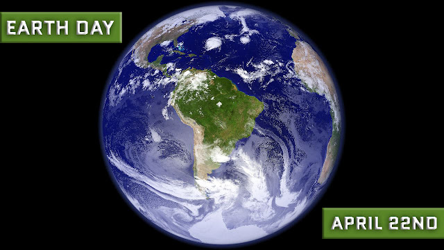 5 Ways to Make a Difference this Earth Day - April 22nd
