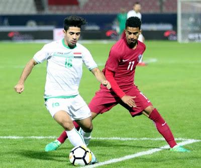 مشاهدة مباراة قطر والعراق بث مباشر اليوم 26-11-2019 في كأس الخليج العربي