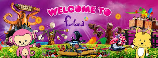 Tiket Masuk dan Wahana Funland Holyday Berastagi
