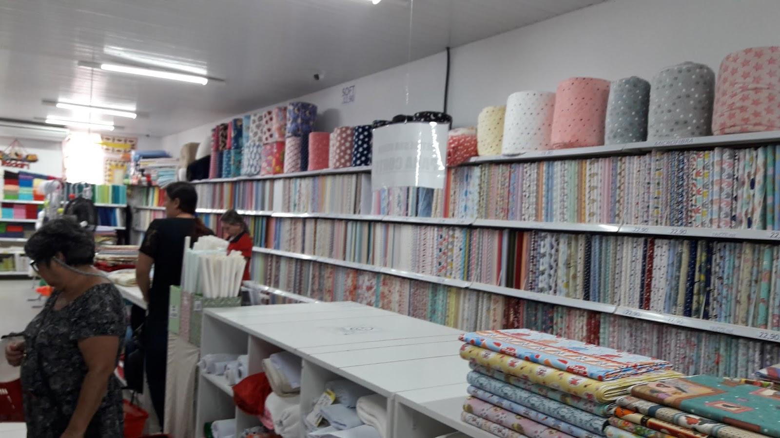 bed9bdc147 Joaninha arteira: Comprando feltros e aviamentos em Curitiba