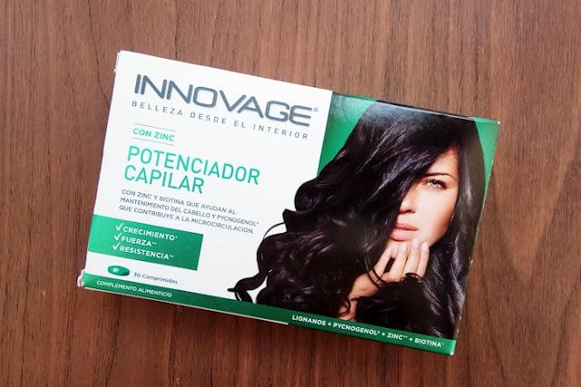 Innovage Potenciador Capilar