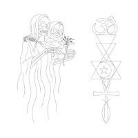 череп тату религии в уфе