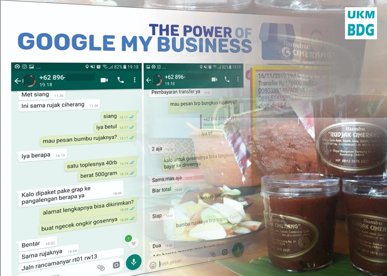 Kekuatan Google My Business Bagi UKM