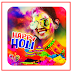 Play Virtual Happy Holi with vibrant holi colors, balloons and pichkaris