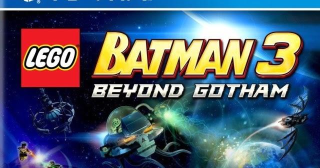 SuperPhillip Central: LEGO Batman 3: Beyond Gotham (3DS ...
