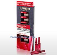 Logo Diventa una delle 150 tester Ampolle Revitalift Laser x3 Effetto Peeling