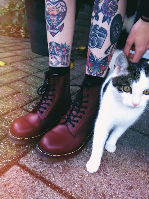 Leg Tattoos For Women & Men