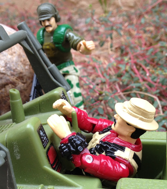 1993 Battle Corps Bazooka, Backblast, 1985 Bomb Disposal