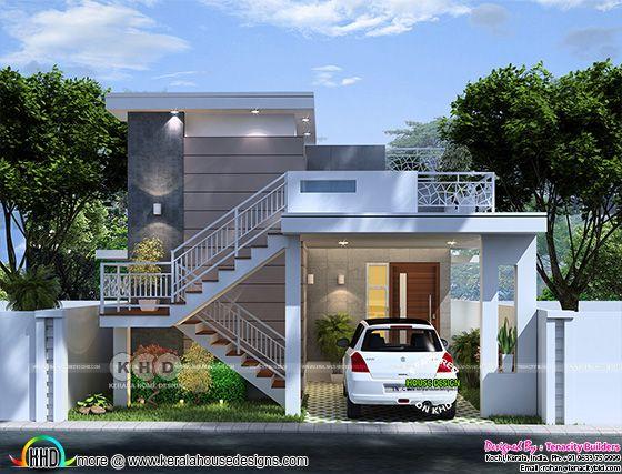 2 bedroom single floor home 900 square feet