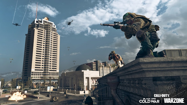 Call of Duty Die Hard Nakatomi Plaza