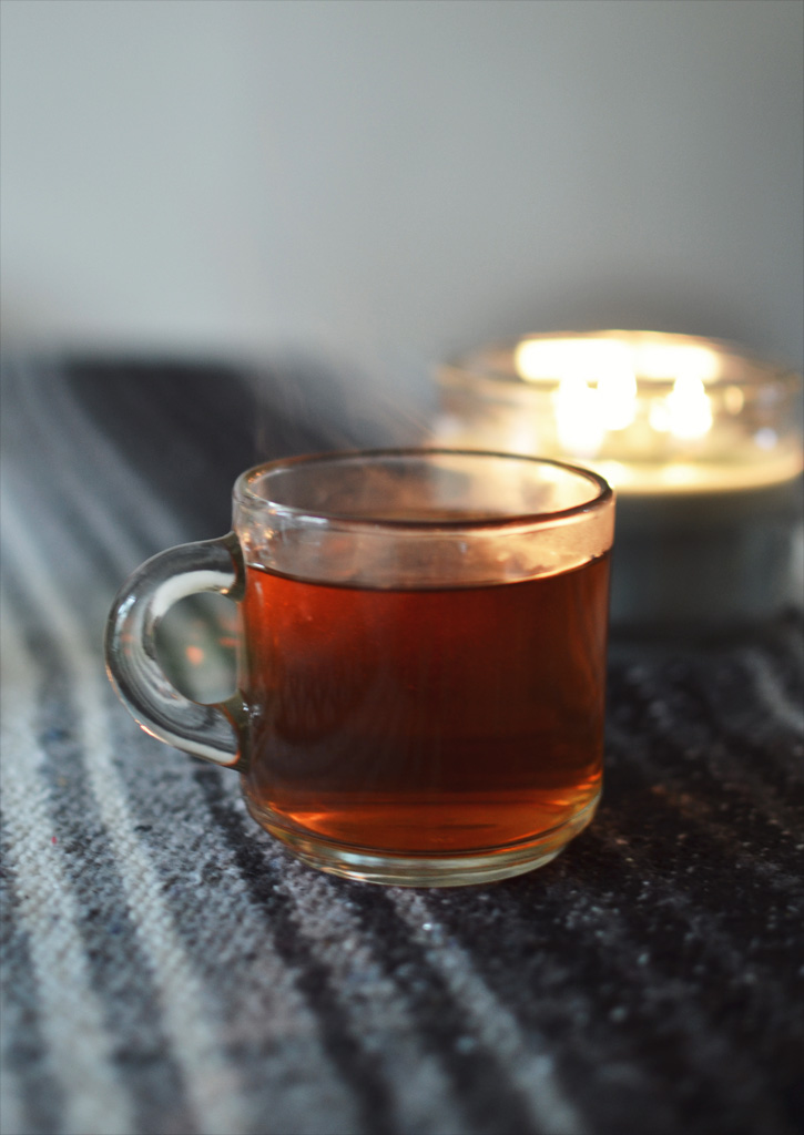 The Flying Clubhouse: Chambray   Darjeeling Tea