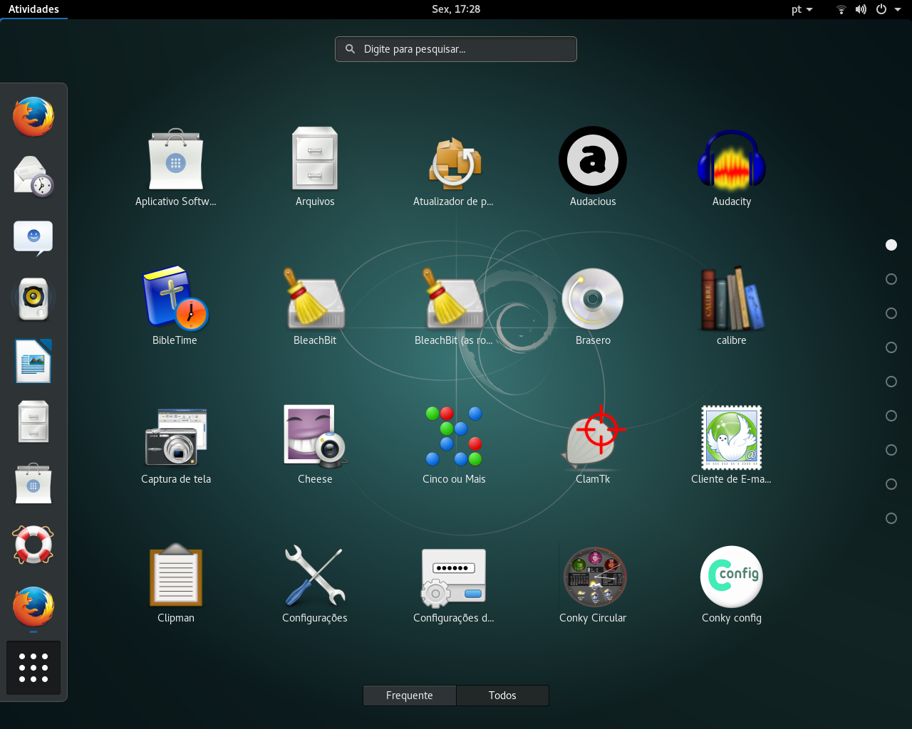 linux wallpaper manager