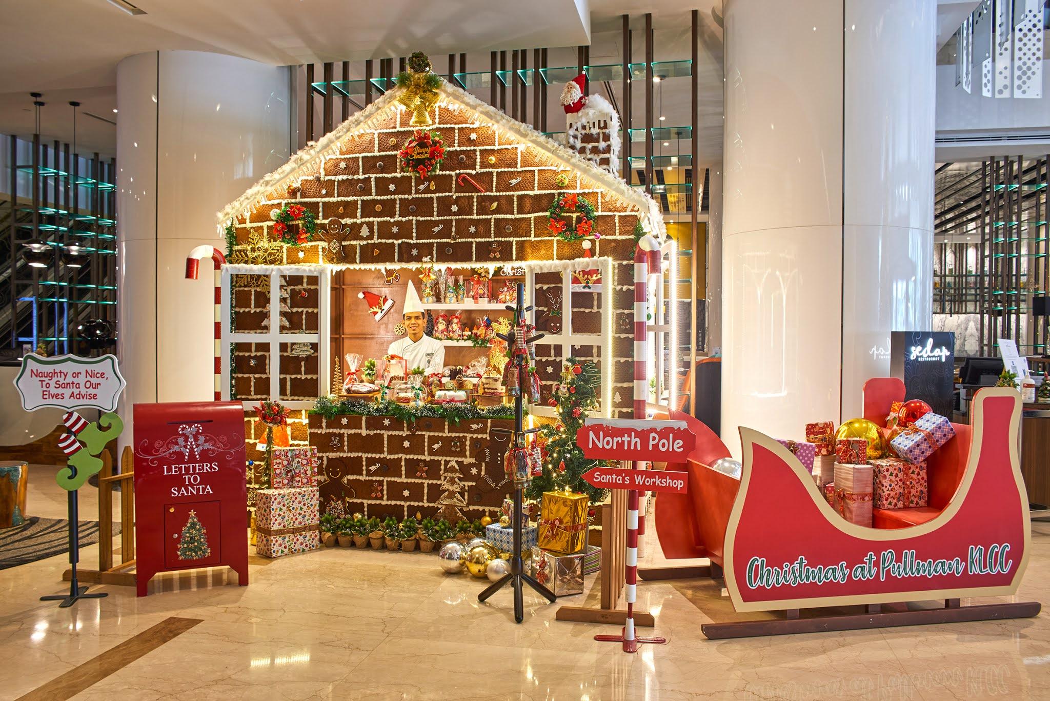 """YOUR NOT SO ORDINARY CHRISTMAS TRADITION"" DI PULLMAN KUALA LUMPUR CITY CENTRE HOTEL & RESIDENCES (PULLMAN KLCC)"