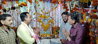 विजयवर्गीय समाज ने स्वामीजी श्री रामचरणजी महाराज की जयंती धूमधाम से मनाई