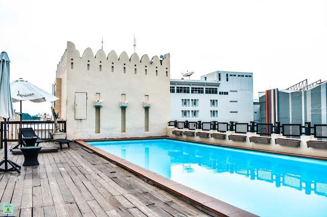 Dewan Hotel Bangkok