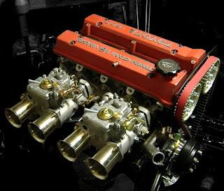 Motor Toyota, originalmente com sistema EFI