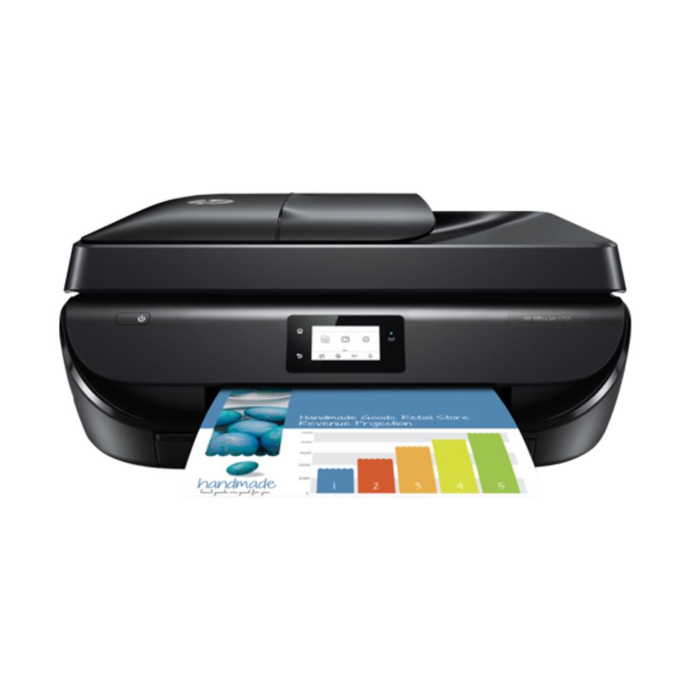 HP OfficeJet 5255 Printer Driver Download