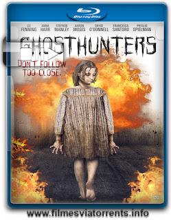 Os Caçadores de Fantasmas (Ghosthunters) Torrent - BluRay Rip 720p e 1080p Dublado