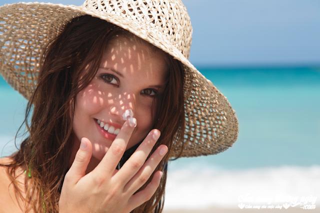 Cẩm nang làm đẹp: Cách chống nắng hữu hiệu cho da